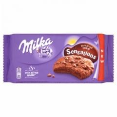 Milka Sensations Choco Inside (156 грамм)