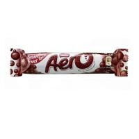 Шоколадный батончик Aero Milk 24г