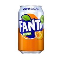 Fanta Zero 0,33л