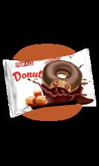 Пончик Nukka Donut Карамельная начинка 40 гр