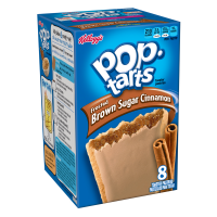 Печенье Pop Tarts 8 PS Frosted Brown Sugar Cinnamon 397 грамм