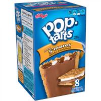 Печенье Pop Tarts 8 PS Frosted S'Mores 416 грамм