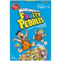 Готовый завтрак Fruity Pebbles with Marshmallows 311гр
