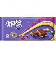 Milka kakaolinsen (m&m's) 100 грамм