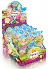 Яйцо Принцесса с сюрпризом и десертом 15гр