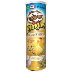 Чипсы Pringles Limited Italian Focaccia 200гр