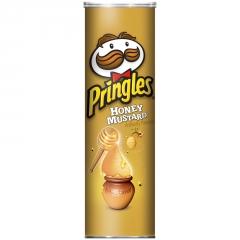 Чипсы Pringles Honey Mustard 158 гр