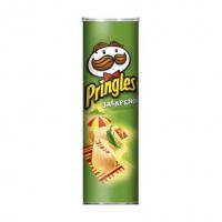 Чипсы Pringles Jalapeno 158 гр