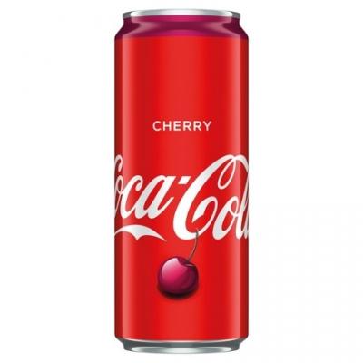 Coca-Cola Cherry 330ml