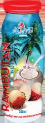 Aziano 30% нектар Рамбутан с кокосовым желе (300 мл)