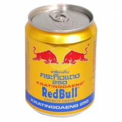 Энергетический напиток Redbull Krating daeng 250мл