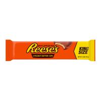 Hershey's Reese's King Size Шоколадные тарталетки с арахисовой пастой 79 гр