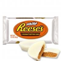 Hershey's Тарталетки из белого шоколада с арахисовой пастой 42 гр