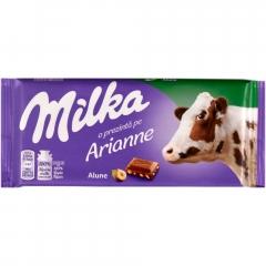 Milka Hazelnuts 100g