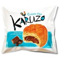 Пирожное Karuzo Cocoa cream (белые) 62 гр