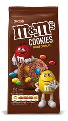 Печенье с драже M&Ms с молочным шоколадом 180 гр