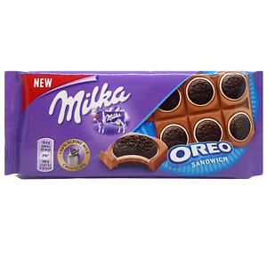 Milka Oreo sandwich 92гр