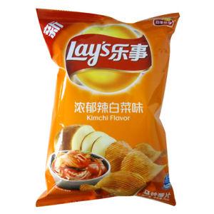 Чипсы «Lay's» со вкусом кимчи 70гр