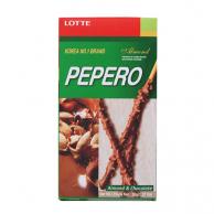 Палочки Pepero Almond 36 гр