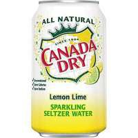 Canada Dry Lemon Lime 0,355 ml