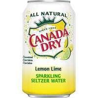 Canada Dry Lemon Lime 0,355 ml
