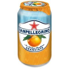 Газированный напиток San Pellegrino Апельсин 330 мл