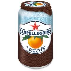 Газированный напиток San Pellegrino Померанец 330 мл
