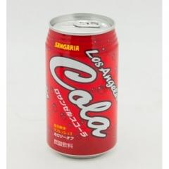 SANGARIA Cola (Япония) 350мл