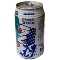 SANGARIA RAMUNE KUN SODA (Япония) 350мл