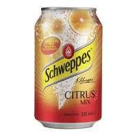 Schweppes Citrus Mix