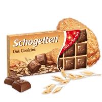 Schogetten Oat Cookies 100g