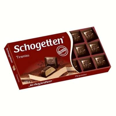 Шоколад  Schogetten Tiramisu (100 грамм)