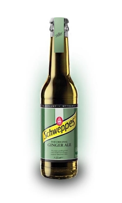 Schweppes Dry Ginger Ale 0,275 мл