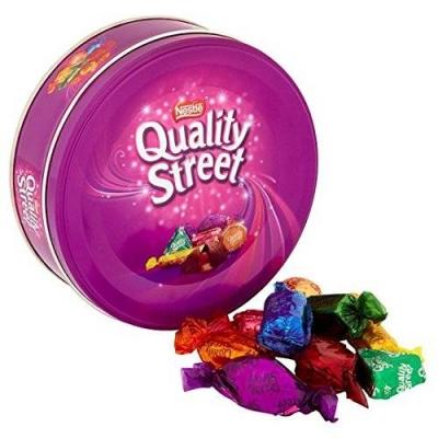 Nestle Quality Street Набор Конфет 240g