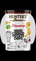 Чипсы Hunter's Gourmet Шаверма 150г