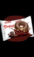 Пончик Nukka Donut Шоколадная начинка 40 гр