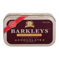 Леденцы Barkleys Chocolate Cinnamon 50 гр.