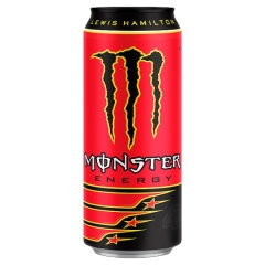 Энергетический напиток Monster Lewis Hamilton 500мл