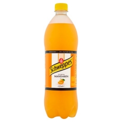 Schweppes Mandarine 0,9л