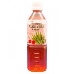 Алоэ Вера вишня 0,5 литра ПЭТ