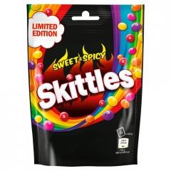 Драже Skittles Sweet Heat 196г
