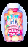 """Жевательный мармелад """"День Рождения"""""""