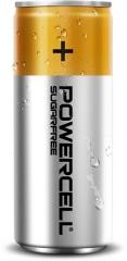 Напиток энергетический Powercell без сахара 0,250 л