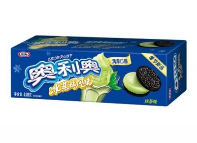 Oreo Ice Cream With Green Tea (97 грамм)