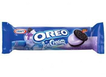 Печенье Oreo blueberry ice cream 137 гр