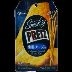 """Палочки """"Pretz"""" Smoky со вкусом Сыра 40 гр"""