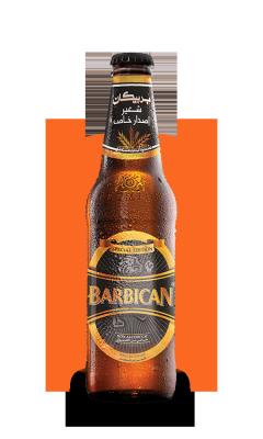 "Напиток ""Барбикан"" Темный Ячмень 0.33л"