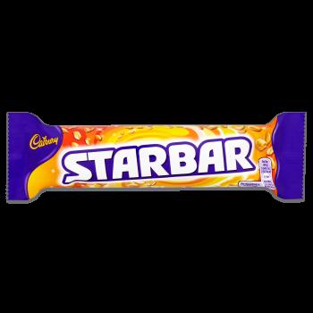Шоколадный батончик Cadbury Starbar (49 грамм)