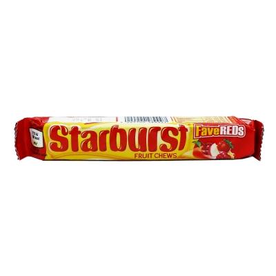 Жевательные конфеты Starburst Fave Reds 45гр
