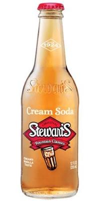 Stewart`s Cream Soda 0,355 ml
